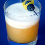 Amaretto Sour Drink
