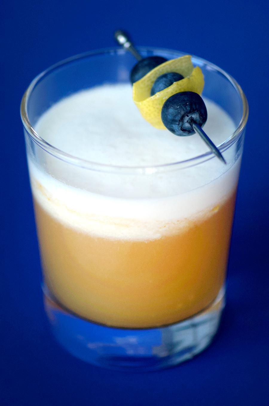 Amaretto Sour Drink