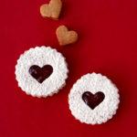 The Heartbreak Cookie: Linzer Hearts