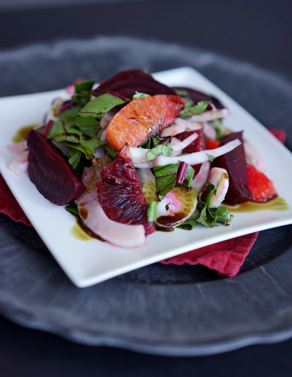 Citrus Beet Salad with Fennel