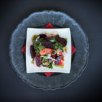 Citrus Beet Fennel Salad with Styrian Pumpkin Seed Oil
